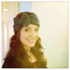 NorthThirty-Fourth: All Wrapped Up -- Bow Headband