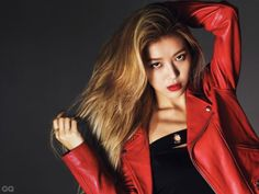 Wonder Girls's Yubin Reflects On Diss Battle With Hyorin And More In New GQ Pictorial Wonder Girl Kpop, Yubin Wonder Girl, Gq, South Korean Girls, Korean Girl Groups, Wonder Girls Members, Hyuna, Orange Caramel, Girls Generation
