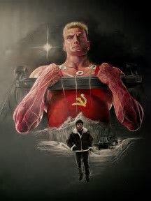 Rocky Balboa training to fight Ivan Drago Art by seniormanolito Rocky Stallone, Rocky Balboa Poster, Stallone Movies, Rocky Film, Silvester Stallone, Rock Poster, Alternative Movie Posters, Movie Poster Art, Classic Movies