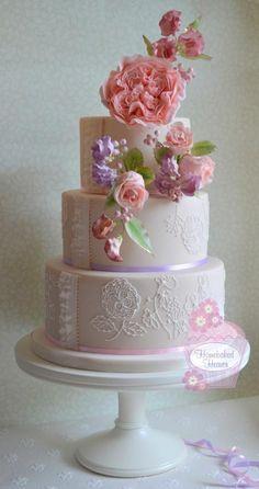 Blush - Cake by HomebakedHeaven