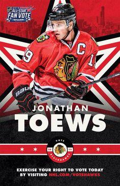JONATHAN TOEWS Blackhawks Hockey, Chicago Blackhawks, Lord Stanley Cup, Captain My Captain, Jonathan Toews, Ice Hockey, Nhl, All Star, Die Hard