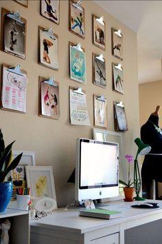 """No pensé que este momento fuese a llegar nunca. Había abierto una carpeta en Pinterest titulada """"oficina"""", con la secreta esperanza de que algún día se hiciera realidad. Y así ha sido. El próximo mes de junio la pequeña familia (somos como una familia, con discusiones incluidas) de El Costurero estaremos instalados en nuestro espacio …"""