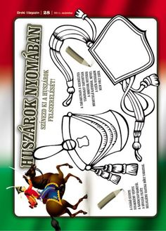 Ünnepeink: MÁRCIUS 15.   Page 10   CanadaHun - Kanadai Magyarok Fóruma March, Crafts, School, Spring, Manualidades, Handmade Crafts, Craft, Arts And Crafts, Artesanato