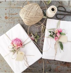 beautiful wrapping//