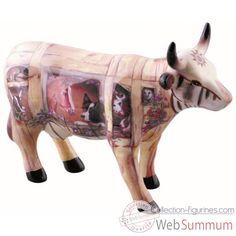 Cow parade - the barn cow
