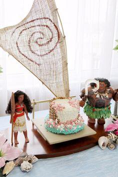 Moana Birthday Party Ideas - Jenny The Voice Moana Birthday Party, Luau Party, Baby Birthday, Birthday Ideas, Birthday Parties, Moana Party Decorations, Birthday Party Decorations, Hawaii Hula, Grand Kids
