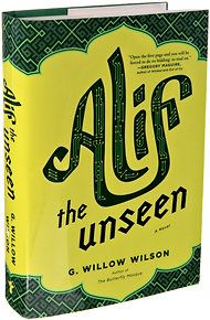 'Alif the Unseen' by G. Willow Wilson - NYTimes.com. I read her memoir; I can't wait to read her voice in fiction.