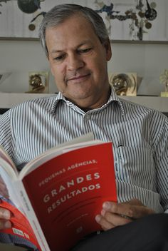 Antônio Lino Pinto - Agência Talent | Revista Lettering | Foto Danilo C. Monteiro