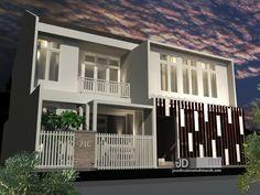 Desain Rumah Kos Bapak Didik Mardiantara di Malang