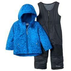 Toddler+Boy+Columbia+OUTGROWN+Jacket+&+Bib+Snow+Pants+Set