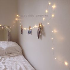 Fairy Lights, Bedroom, Hanging Lights Indoor String Lights, Home Decor,  Dorm Decor Dorm Room Gift Plug Battery Operated Led Lights