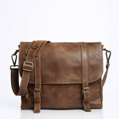 Modern Satchel Tribe Leather | Mens Medium Leather Bags | Roots