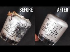 HOW TO RESTORE OLD NAIL POLISH (Nail Polish 101) || KELLI MARISSA - YouTube