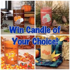 If you love scented soy candles that hold a surprise once you burn it down then you don't want to miss out on this Diamond Candle Giveaway.