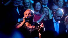 "Seal ""Crazy "" 2012 Nobel Peace Prize Concert"