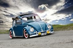 I love VW's, I'd give it a A!
