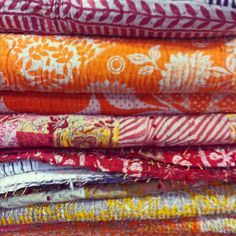 throws and quilts