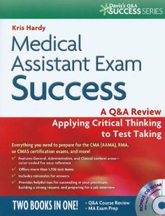 Register for the Certified Clinical Medical Assistant (CCMA) Exam ...