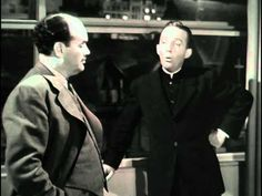 "Bing Crosby sings ""O Sanctissima"" for Henry Travers and his doctor in The Bells of St. In My Life Movie, Catholic Hymns, Easy Listening Music, Matthew 17, Lady Of Fatima, Jesus Birthday, Bing Crosby, Pray For Us, Believe In God"
