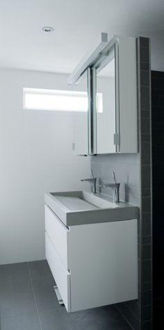 Modern Home - Bathroom