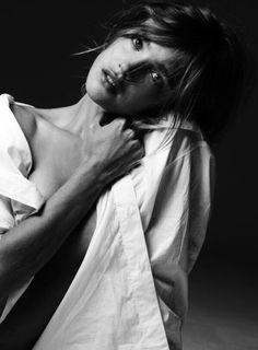Young brigitte wals model