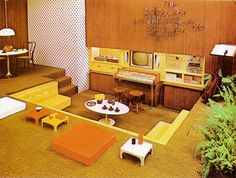amazing collection of interiors of mid century modern from waken.com