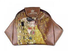 Kozmetická taštička  Gustav Klimt Kiss