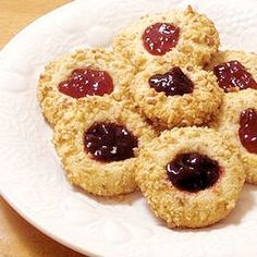 Saskatoon Berry Shortbread Cookies