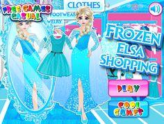 #juego_de_frozen  #juegos_frozen  #juegos_de_frozen actualiza nuevo juego  http://www.juegosde-frozen.com/juegos-frozen-shopping.html