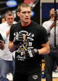 UFC welterweight Stephen Thompson