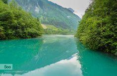 Aqua by wilco_snoeijer  Austria Bergen Fog Hohe Tauern Kaprun Landscape Landschap Mist Mountains Nationaal Park Nationalpark
