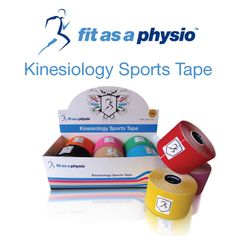Buy 6 Mixed Rolls of Kinesiology Sports Tape Online  | Great Price | Fast Delivery | Guaranteed Quality | Friendly Service