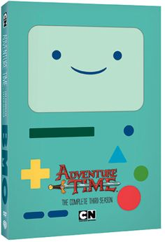 Adventure Time Complete 3rd Season US/CAN 3/16