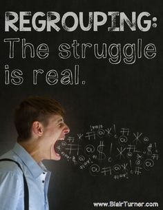Regrouping: The Struggle is Real