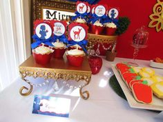 Snow White Party by Ashleigh Nicole Events | CatchMyParty.com