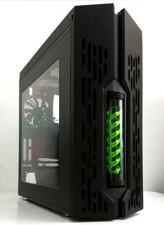 DeepCool GamerStorm Genome #ATX #PC Chassis #case #hardware