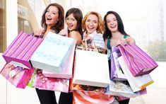 Mulheres podem queimar até 15 mil calorias por ano durante compras