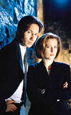 The X-Files to Celebrate 20th Anniversary With Panel at Comic-Con 2013