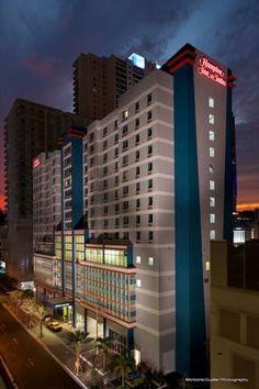 Hampton Inn & Suites Miami Downtown-Brickell (****)  RICHILDE ZEFI has just…