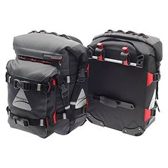 Axiom Tempest Hydracore P40 Plus Panniers Gray >>> Click image to review more details. This is an Amazon Affiliate links.