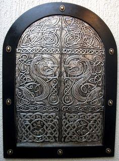 DRAGONS DOOR by CacaioTavares