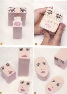 Face tutorial