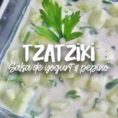 Healthy Meal Prep, Healthy Cooking, Healthy Snacks, Healthy Recipes, Healthy Eating, Tzatziki, Gourmet Recipes, Cooking Recipes, Gourmet Foods