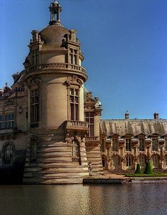 Chantilly Castle, Picardy, France