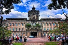 UNIVERSITY OF SANTO TOMAS - considered to be the premier catholic university of the Philippines and the OLDEST existing university in Asia. It is also the Largest catholic university in the world in a single campus.
