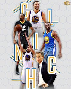It only took the Golden State Warriors 58 games to clinch a playoff spot, the same number of games as last season's Golden State team.