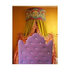 Mariposa Twin Size Headboard- Available in Three Colors - Addison's Wonderland