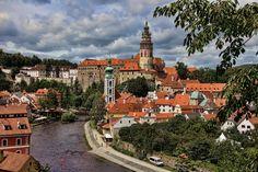 Cehia nu înseamnă doar Praga. Vezi și alte locuri uimitoare - WorldAround.eu