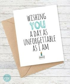 50 Cute and Romantic Birthday Wishes for Husband – Part 28 – Birthday ideas Romantic Birthday Wishes, Birthday Wishes Funny, Birthday Greetings, Sarcastic Birthday, Birthday Card Quotes, Birthday Humor Cards, Birthday Humorous, Cute Birthday Cards, Birthday Blessings