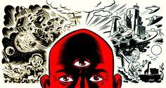"To Τρίτο Μάτι και η ""Μαγική"" Όραση του ανθρώπου - Αφύπνιση Συνείδησης"